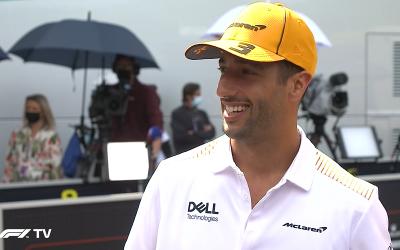 Daniel Ricciardo Says Sauna Cured his Grand Prix Frustrations