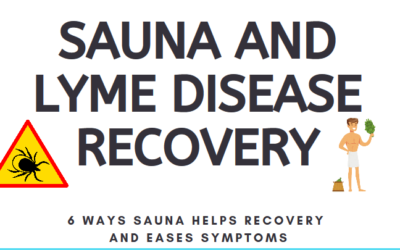 Sauna and Lyme Disease Recovery – Infographic