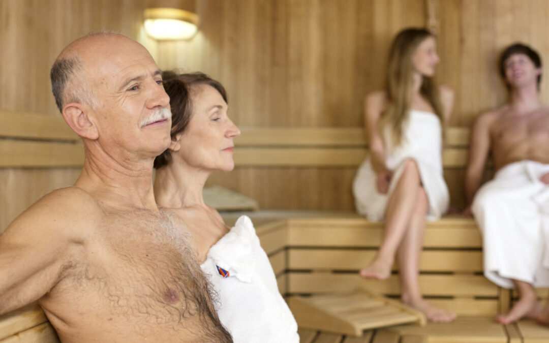 Sauna Use Helps Prevent Alzheimer's and Dementia