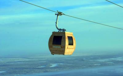 The World's First Sauna Gondola
